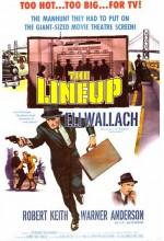 The Lineup (1958) afişi