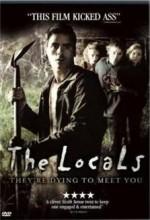 The Locals (2003) afişi