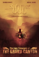 The Lost Treasure Of The Grand Canyon (2008) afişi