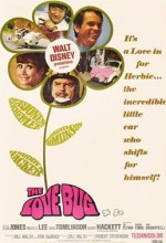 The Love Bug (1968) afişi