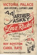 The Love Racket (1929) afişi