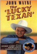 The Lucky Texan (1934) afişi