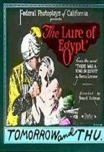 The Lure Of Egypt (1921) afişi