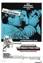 The Mackintosh Man (1973) afişi