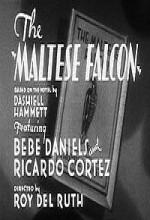 The Maltese Falcon (ı) (1931) afişi