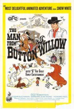 The Man From Button Willow (1965) afişi