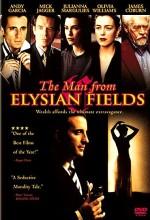 The Man From Elysian Fields (2001) afişi