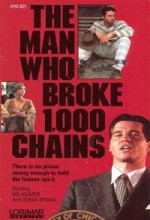 The Man Who Broke 1,000 Chains (1987) afişi