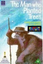 L'Homme Qui Plantait Des Arbres (1987) afişi