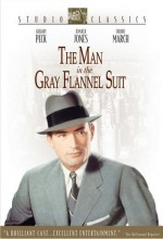 The Man in The Gray Flannel Suit (1956) afişi