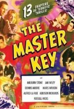 The Master Key (1945) afişi