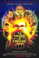 The Master Of Disguise (2002) afişi