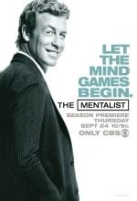 The Mentalist (2009) afişi