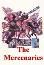 The Mercenaries (1968) afişi