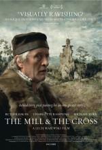 Mlyn i krzyz (2011) afişi