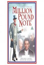 The Million Pound Note (1954) afişi