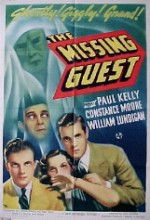 The Missing Guest (1938) afişi