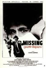 Kayıp (1982) afişi