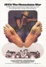 The Moonshine War (1970) afişi