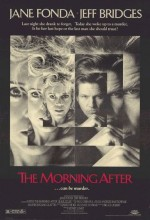 The Morning After (1986) afişi