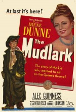 The Mudlark (1950) afişi