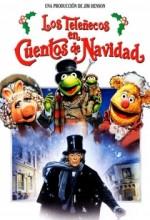 The Muppet Christmas Carol (1992) afişi