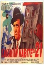 L'assassin Habite... Au 21 (1942) afişi