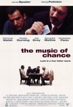 The Music of Chance (1993) afişi