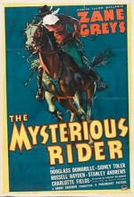 The Mysterious Rider (1938) afişi