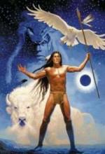 The Mystic Warrior (1984) afişi