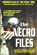 The Necro Files (1997) afişi