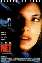 İnternette Av (1995) afişi