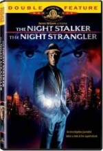 The Night Stalker (1972) afişi