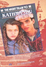 The Night Train To Kathmandu (1988) afişi