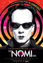 The Nomi Song (2004) afişi