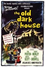 The Old Dark House (1963) afişi