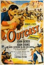 The Outcast (ı) (1954) afişi