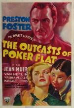 The Outcasts Of Poker Flat (1937) afişi