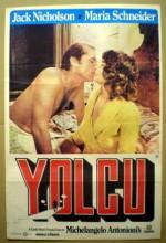 Yolcu (1975) afişi