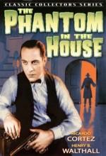 The Phantom In The House (1929) afişi