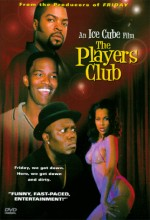The Players Club (1998) afişi