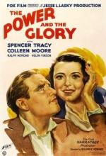 The Power And The Glory (1933) afişi