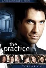 The Practice (1997) afişi