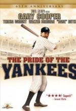 The Pride Of The Yankees (1942) afişi