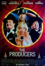 The Producers (2005) afişi