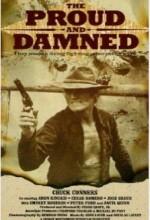 The Proud And Damned (1972) afişi