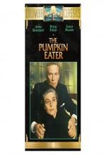 The Pumpkin Eater (1964) afişi