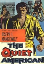 The Quiet American (1958) afişi