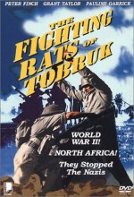 The Rats Of Tobruk (1944) afişi