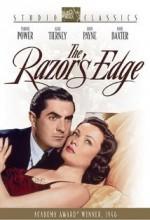 The Razors Edge (1946) afişi